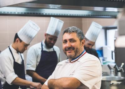 Jérôme Nutile Chef étoilé et Meilleur Ouvrier de France à Nîmes - Agence de communication Image Huit (10)