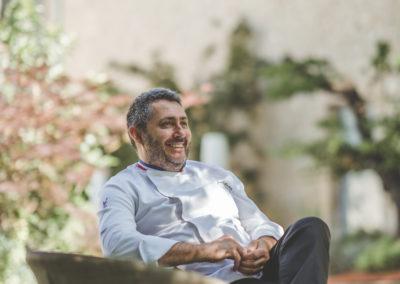 Jérôme Nutile Chef étoilé et Meilleur Ouvrier de France à Nîmes - Agence de communication Image Huit (7)