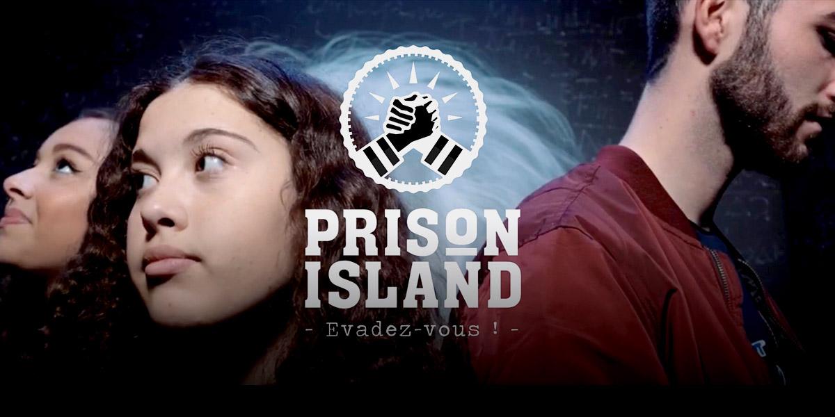 Prison Island à Montpellier -Agence de communication créative à Nîmes Image Huit