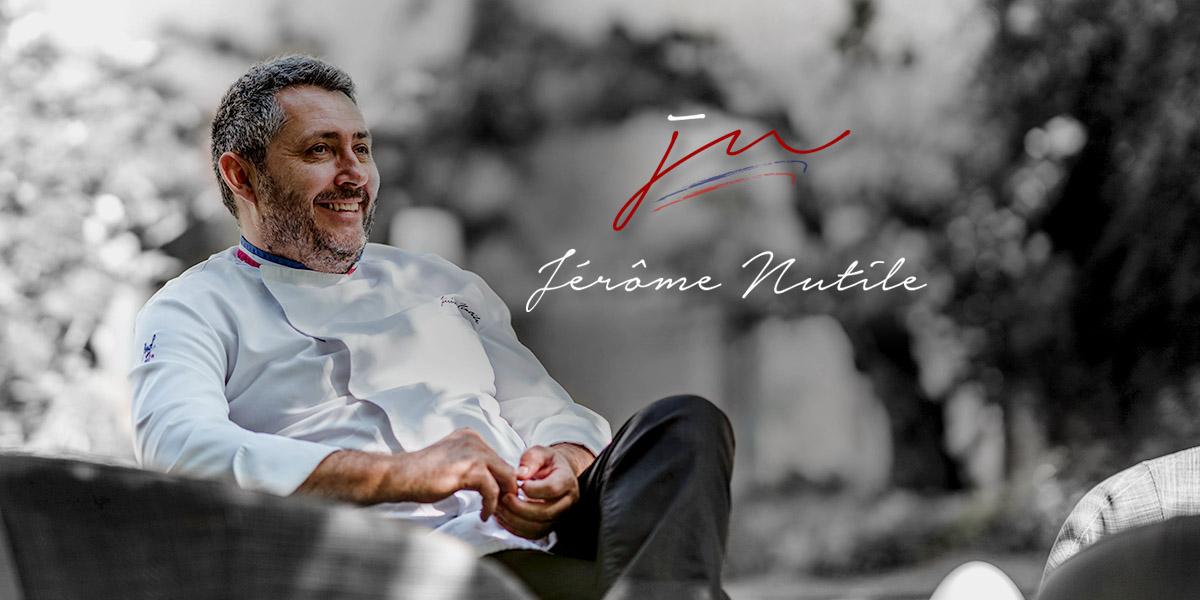 Restaurant Jérôme Nutile -Agence de communication créative à Nîmes Image Huit