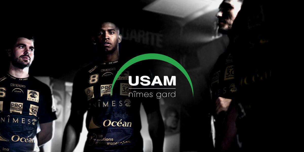 USAM Nîmes Gard - Agence de communication créative à Nîmes Image Huit